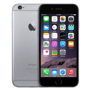 SMARTPHONE Apple iPhone 6 d'occasion 64GB GSM Smartphone empr