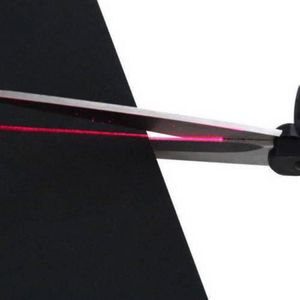 CISEAUX DE COUTURE Sciseaux de couture taille bordures guidées à lase