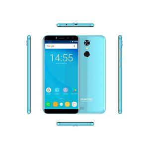 Téléphone portable 5.5pouces Android 7.0 1,3 GHz Quad Core 2Go + 16Go