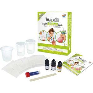 JEU DE PÂTE À MODELER BUKI Mini laboratoire slime
