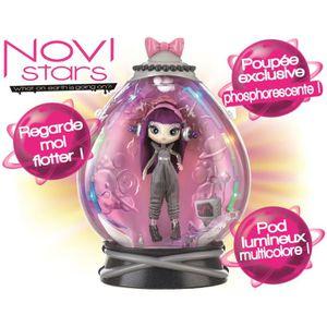POUPÉE NOVI STARS Energy Pod avec poupée exclusive