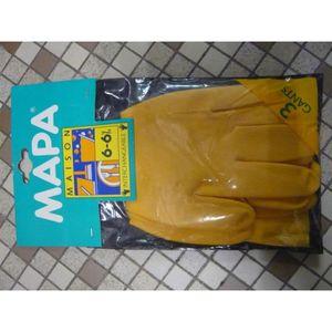 GANT 3 gants interchangeables MAPA 6/6,5