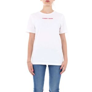 Tag T Shirt Tommy Hilfiger Femme Blanc — waldon.protese-de-silicone.info 0a1bf12c2a7d
