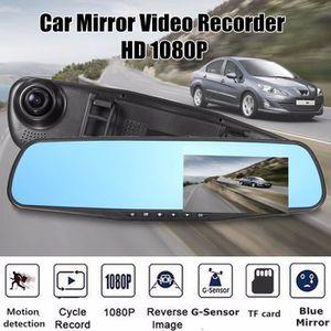 BOITE NOIRE VIDÉO NEUFU 4.3'' 1080P FHD TFT Moniteur Rétroviseur Cam