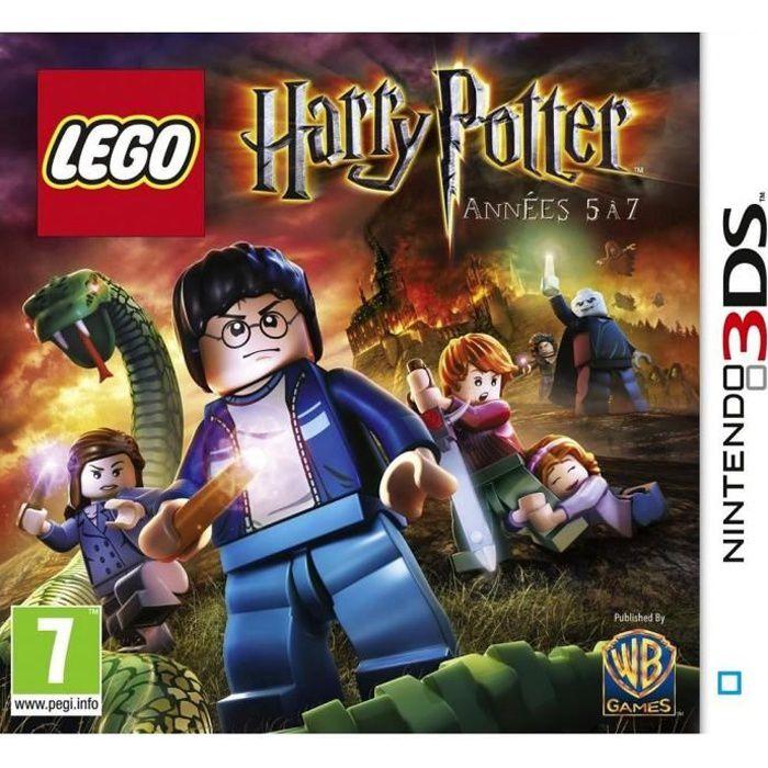 LEGO Harry Potter Années 5 à 7 Jeu 3DS