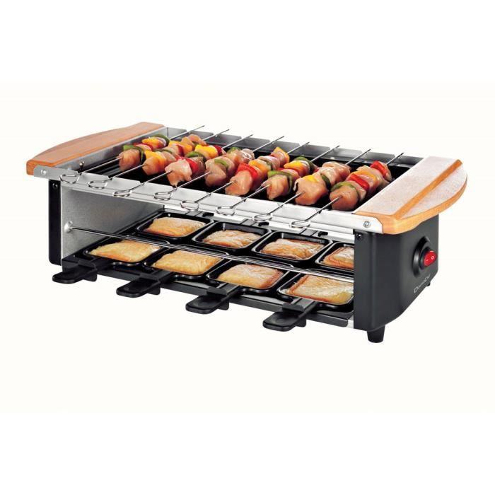 raclette plancha achat vente raclette plancha pas cher cdiscount. Black Bedroom Furniture Sets. Home Design Ideas