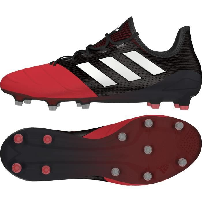sports shoes 07745 24332 Chaussures adidas ACE 17.1 Cuir FG