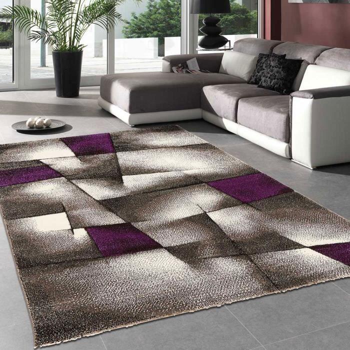 Tapis BRILLANCE ULTIMATE violet Tapis Moderne 200 x 290 cm
