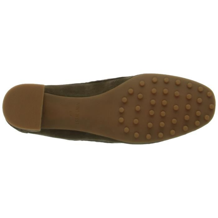 Nine West Westby Suede Moccasin AF0E2 Taille-41 1-2
