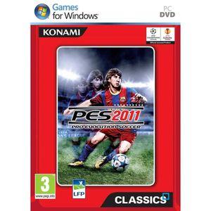 JEU PC PES 2011 / Jeu PC