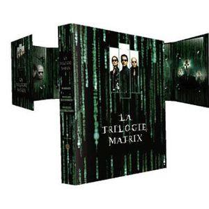 DVD FILM DVD Matrix - L'intégrale