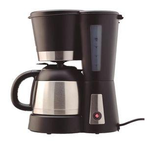 SOLAC CF4025 Cafeti?re filtre avec verseuse isotherme Stillo - Noir