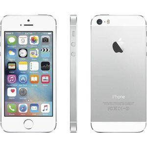 SMARTPHONE RECOND. Apple iPhone 5s 16Go Argent reconditionné en Franc