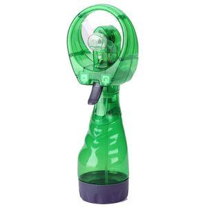 VENTILATEUR Ventilateur portatif de pulvérisation d'eau de ref