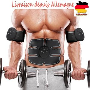 ACCESSOIRE ÉLECTROSTIM Fitness Abdominale Jambe Bras Muscle Exercice Renf ca4f67cf48b