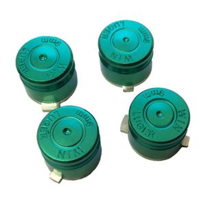 CAPUCHON STICK MANETTE Boutons en aluminium métallique Bullet pour PS3 -