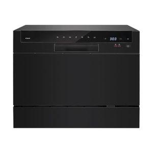 LAVE-VAISSELLE Bomann TSG 709 Lave-vaisselle pose libre largeur :