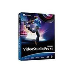 BUREAUTIQUE Logiciel MAC Corel VideoStudio Pro X5 Ultimate