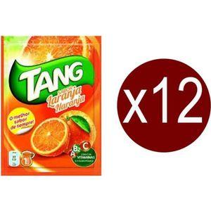 Boisson fruit - légume 12 sachets Tang Orange.Boisson en poudre.
