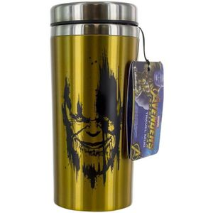 BOL - MUG - MAZAGRAN Mug de voyage Marvel - Avengers Infinity War: Than
