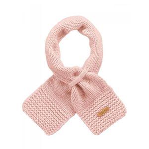 559e1f8fdbdb BARTS - Echarpe naissance en maille rose tendre bébé fille du 3 au 18 mois  Barts Rose - Achat   Vente echarpe - foulard - Cdiscount