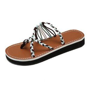 Tongs Femmes Chaussures Mode Été De Plage Sandales Flip Flops Codbewrx uTl1JKFc3