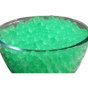 BILLES - PERLES DÉCO 10 paquets de vert Sol En Cristal Eau Aqua Bio Bil