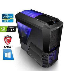 ORDINATEUR TOUT-EN-UN PC Gamer I5-9600K - GeForce RTX 2070 8GO - 16GO RA