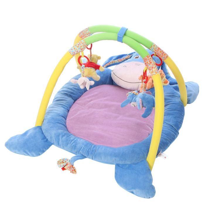 BOURRIQUET Tapis d'éveil - Winnie L'Ourson - Disney baby
