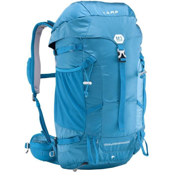 Camp - M5 - Sac à dos de randonnée taille 50 l, bleu