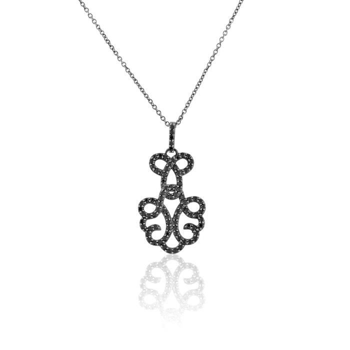 Collier CLEOR Argent 925-1000 Oxyde - Z0149333