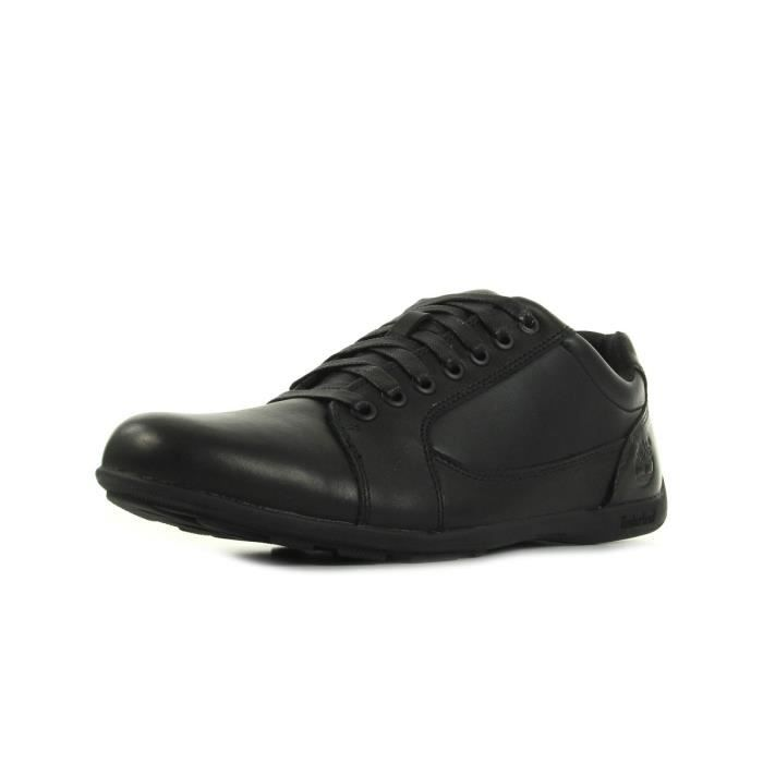 Chaussures Timberland Low Profile PT Ox Black Swank