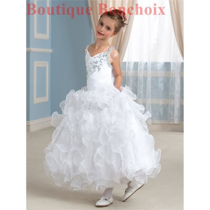 Location robe mariage fille