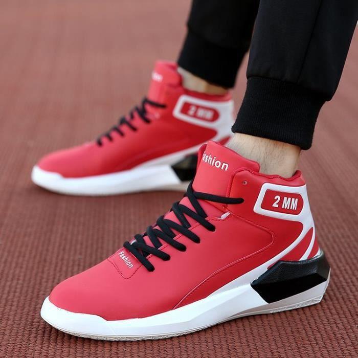 sport à résistant Chaussures de anti dérapant chaussures ball basket respirant de l'usure w1q06Oa