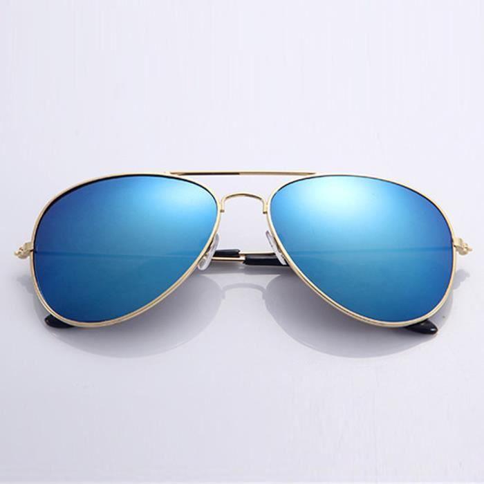 Deuxsuns®Chaud Hommes et femmes Classic Metal Designer Sunglasses New@zf46