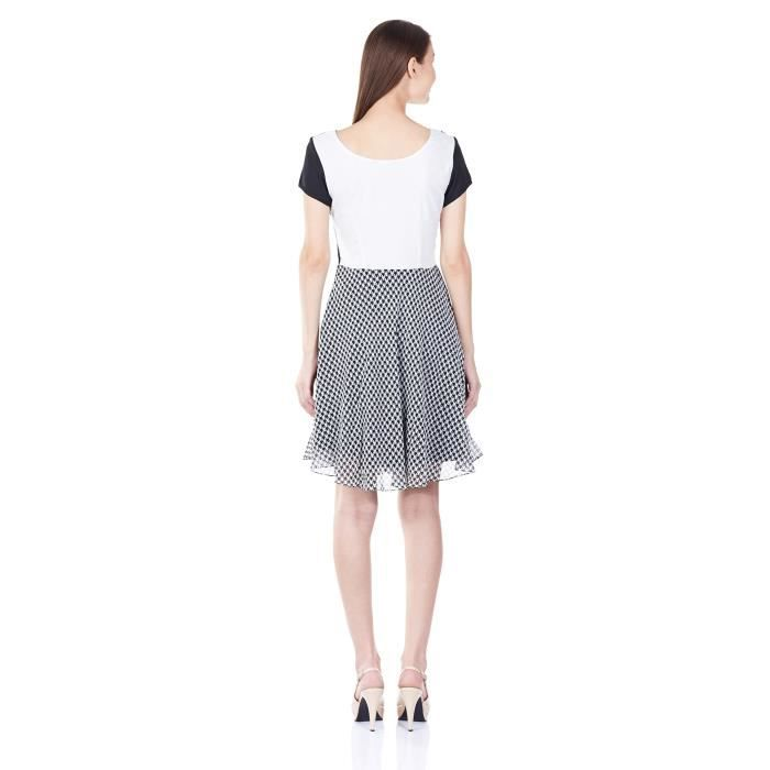 Femmes Robe patineuse OOYGL Taille-34
