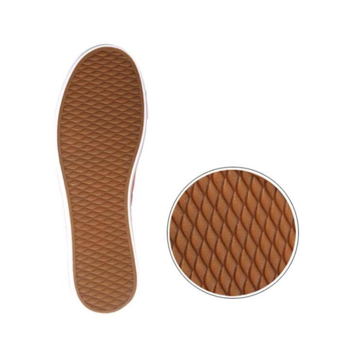 Chaussure Femme Printemps Été Comfortable plate Chaussures BBZH-XZ068Rouge37 y3ONVX