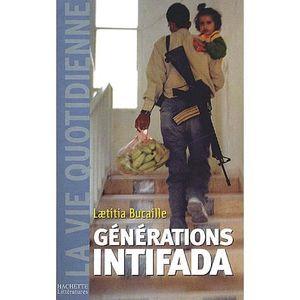 LIVRE HISTOIRE MONDE Générations Intifada