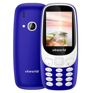 Téléphone portable Vkworld Z3310 Quad Band déverrouillé téléphone déb