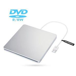 CD - DVD VIERGE Lecteur/graveur de CD/DVD externe USB Compatible A