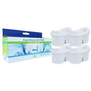 PIÈCE APPAREIL FROID  4x AquaHouse AH-PBM Filtre à eau Cartouches compat