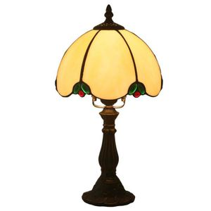 LAMPE A POSER FABAKIRA Luminaires Rétro Vintage Lampe à Poser E2