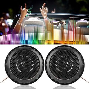 HAUT PARLEUR VOITURE 2pcs voiture haut-parleur audio haut-parleur porta