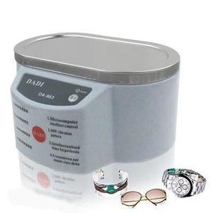 STÉRILIS BROSSE DENTS Nettoyeur à ultrasons 30W lunette, montre, bijoux