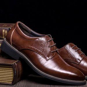 Chaussures En Cuir DéContracté Homme éPais Net D'Affaires Amortisseur Respirabilité AntidéRapant Noir 39 X24897_UAFFUBDI_S70 FzzFX