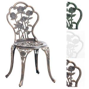 Chaises de jardin solide - Achat / Vente Chaises de jardin solide ...