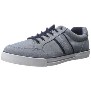 BASKET Nautica Hull Lacets Sneaker RVC92 Taille-42 1-2