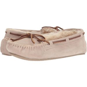 MOCASSIN Cally fausse fourrure Slipper 3YMXGS Taille-39