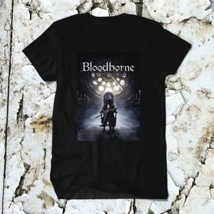 T-SHIRT Bloodborne The Old Hunter Playstation 4 PS4 - T-sh