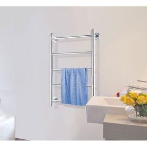 SÈCHE-SERVIETTE ÉLECT NTW-03 - sèche serviette électrique chromé de 71 C